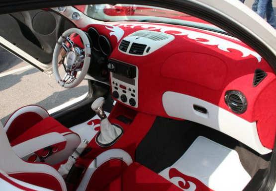 Тюнинг авто своими руками салон